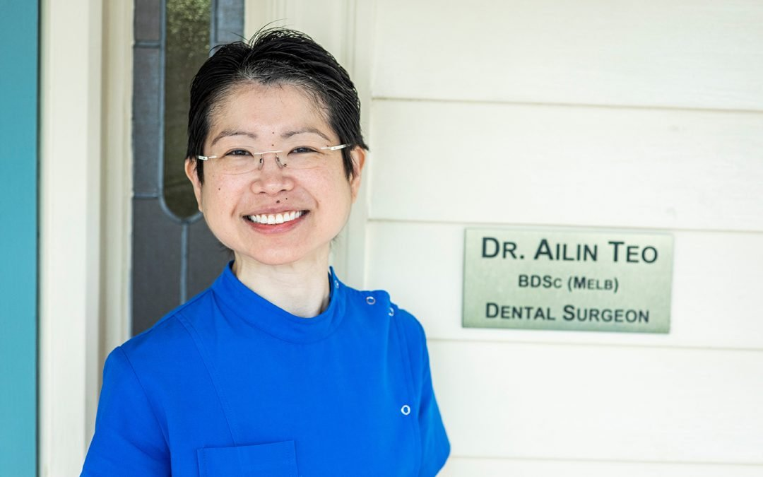 Where are they now – Ailin Teo