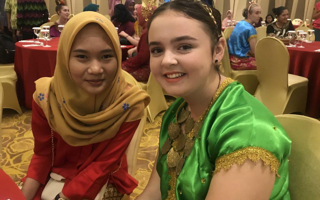 Indonesia –  SMA Negeri 2 in Mataram, Lombok