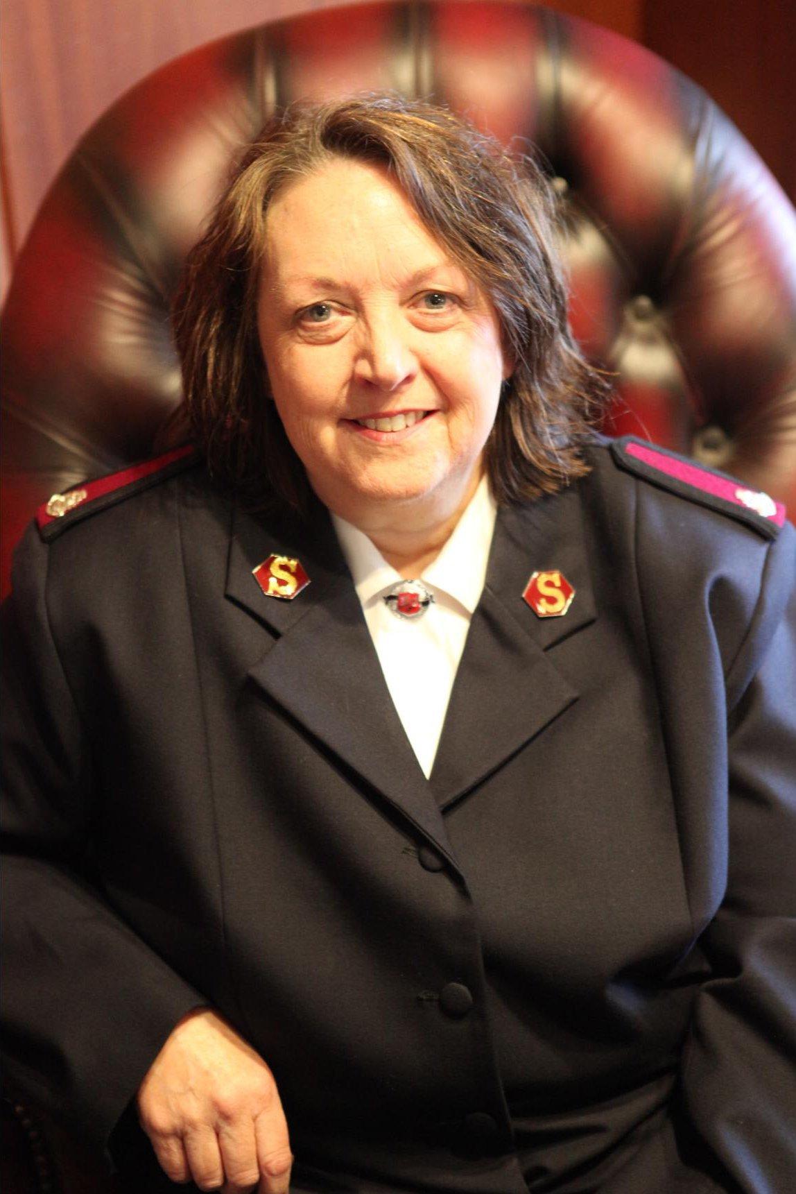 Major Karen Castley