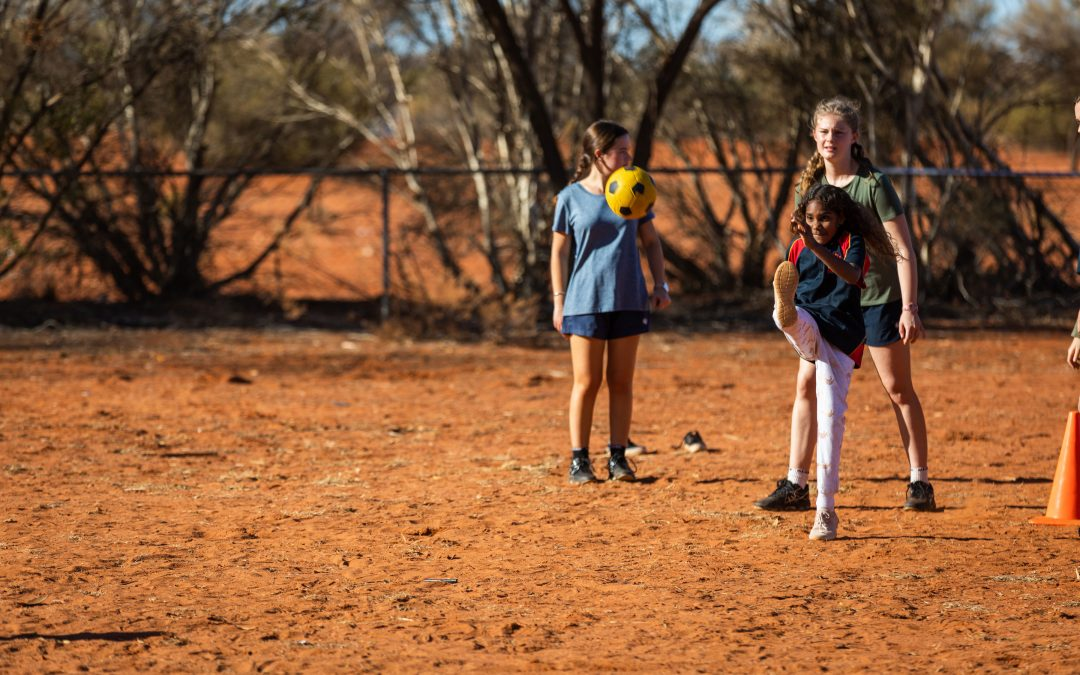 Our World – Central Australia